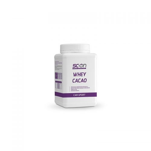 Whey Cacao (900 gr)